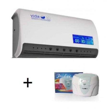Pack ozonizador plus vida10 generador ozono para nevera - Vida 10 ozono ...