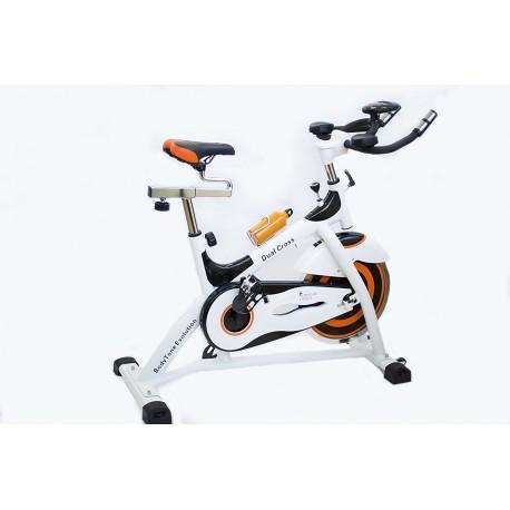 Bicicleta de Spinning Profesional Evolution| Volante de Inercia Hasta 22 Kg