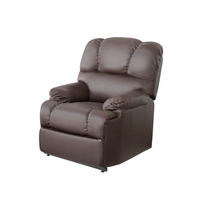Sill n relax reclinable levanta personas el ctrico con for Sillon relax electrico elevador