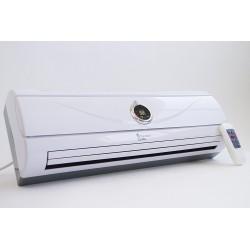 Calefactor Split / Ventilador de pared | 1000W y 2000W de Potencia | Oscilante y Mando a distancia |