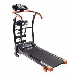 Cinta de Correr 1500W cinturón integrado de masaje lipo-reductor