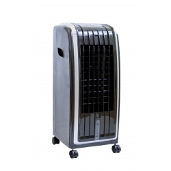 Calefactor Climatizador Ventilador Purificador Humidificador Digital 5 en 1