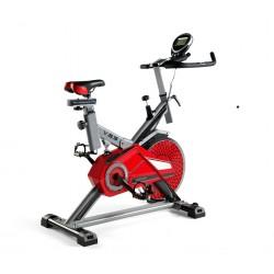 Bicicleta de Spinning Profesional Shark Totalmente Equipada | Sistema de amortiguación VSS