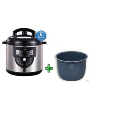 Robot cocina olla gm programable modelo f cubeta for Robot cocina programable