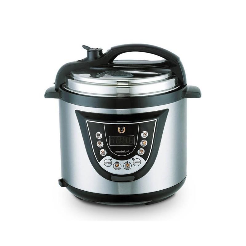 Robot cocina olla gm programable modelo d 6 lt for Robot de cocina fussioncook