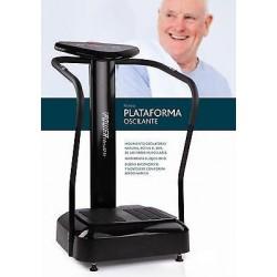 Plataforma oscilante vibratoria Fitness 500 watios