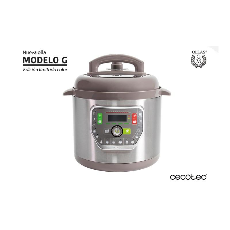 Robot cocina olla gm programable modelo g 6 lt color for Robot cocina programable