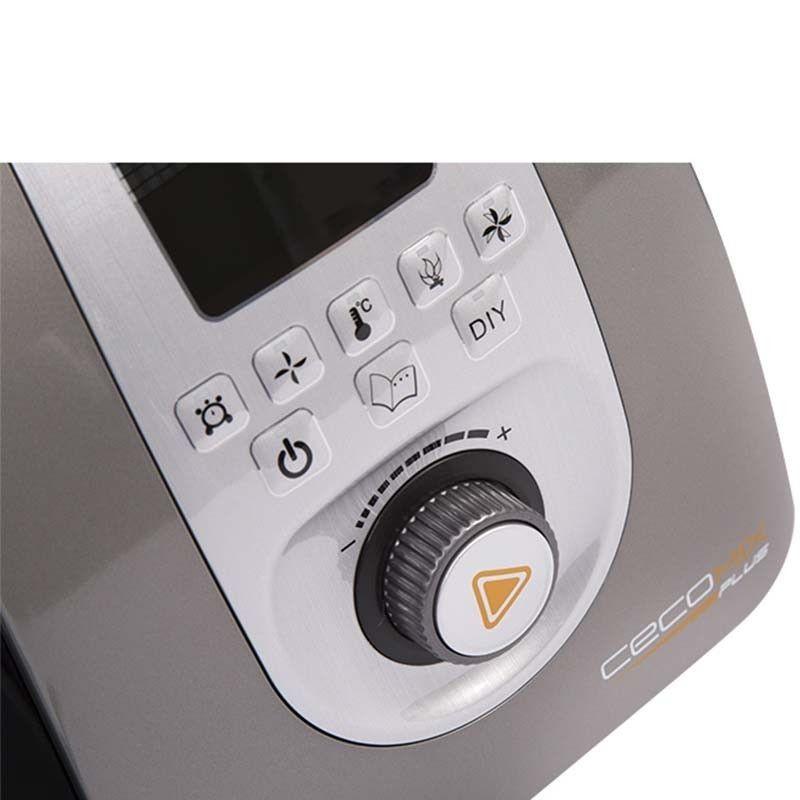 Robot de cocina cecomix plus for Erika plus robot de cocina