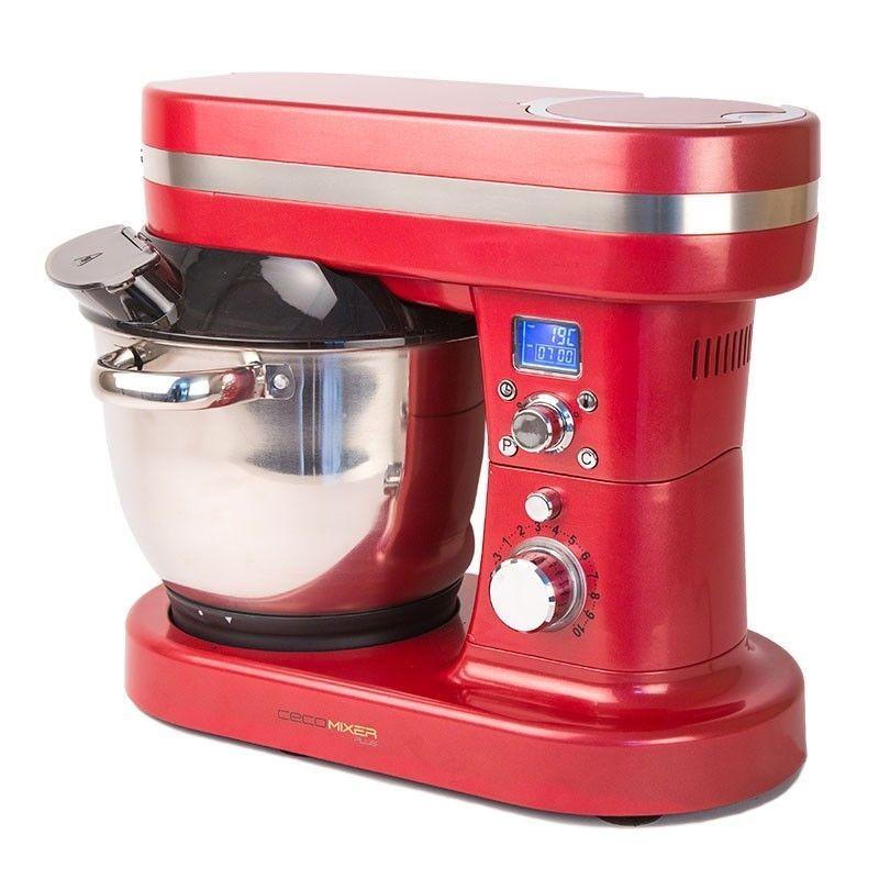 Robot de cocina cecomixer plus for Erika plus robot de cocina