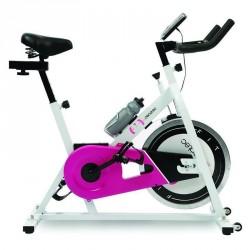 Bicicleta de spinning fitness - microcomputadora LCD Bike Cecofit