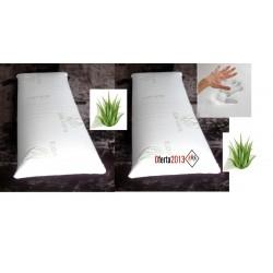 Almohada Viscoelastica con Aloe vera DELUXE