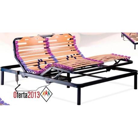 Somier Articulado Electrico 90 x 180-190 Cms