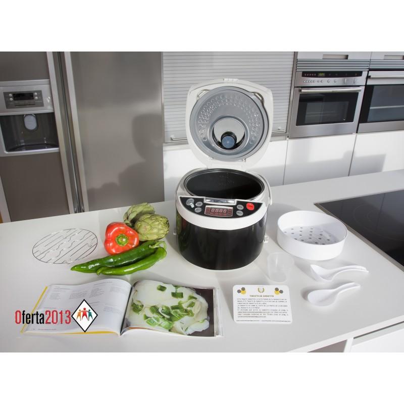 Robot de cocina gourmet 5000 for Robot de cocina oferta