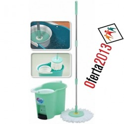 Fregona Electrica Spin Electric Mop