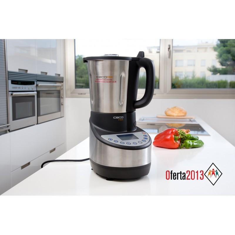 Robot de cocina cecomix cecotec en oferta 2013 env o gratis 24 48 h - Robots de cocina programables ...