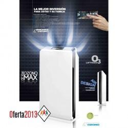 Generador de Ozono Max O3 Lufthous