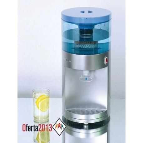 Dispensador y purificador de Agua Fría/tiempo CON FILTRO CARBONO