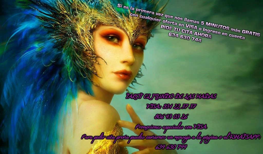 www.tarotelmundodelashadas.com 1ª Consulta Gratis 931 22 37 37
